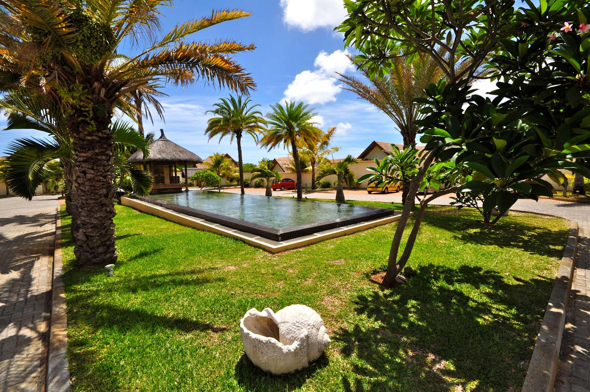 Villa Oasis In Grand Bay Los Chaletes De Mauritius Indian Ocean